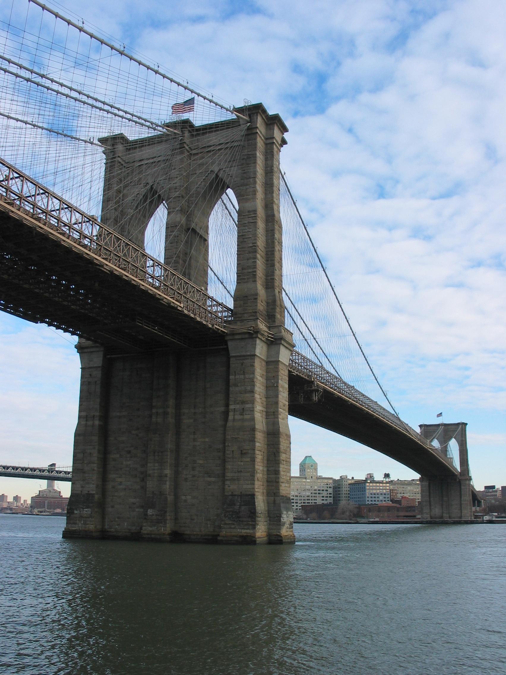 Brooklyn Bridge Cloverpedia Fandom Powered By Wikia