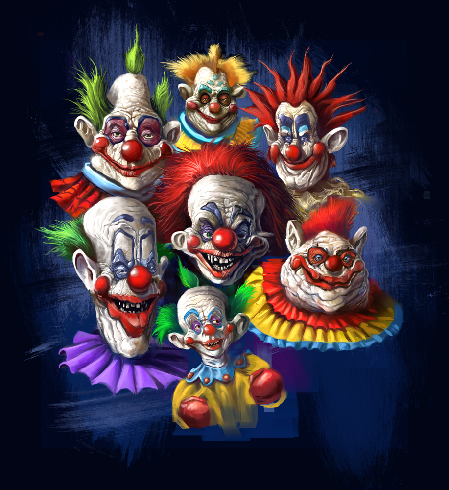 Killer Klowns Clownopedia Fandom Powered By Wikia