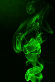 Green smoke by crystalsly-d4qry3p
