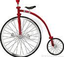 Clown bicycle