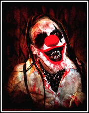 Killer Clown by catamite