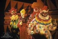 Spiky with the other killer klowns-1-