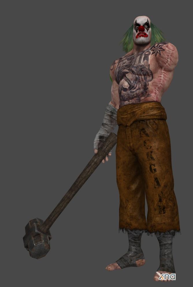 Mr. Hammer & Mr. Hammer | Clownopedia | FANDOM powered by Wikia