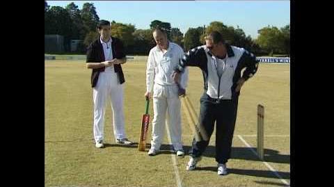 Cricket Batting Stance