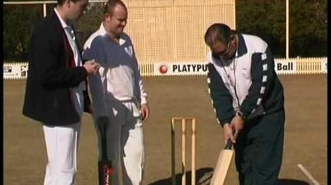 Cricket Batting Tips - The Grip