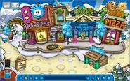 Snoopy fiesta sala s90'