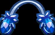 Orejeras de Puffle Cristal icono