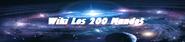 Logo de los 200 Mundos wiki