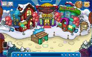 Snoopy fiesta puffles 2