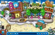 Snoopy fiesta sala s?