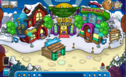 Snoopy fiesta sala sverbe