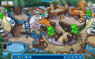 Snoopy fiesta sala splazx