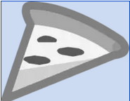 Pizza Gris