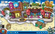Snoopy fiesta puffles