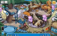 Snoopy fiesta sala s0