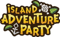 Island Adventure Party Logo