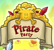 Pirate Party 2014 Logo