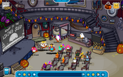 Lighthouse 07 Halloween