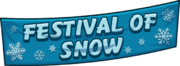 Festival of Snow 2015 Logo