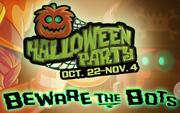 Halloween 2015 Logo