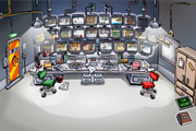New HQ command