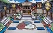 Ninja hideout