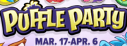 Puffle Party 16 Logo