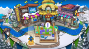 CP Island Party Town