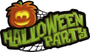 Halloween Party 2012 Logo
