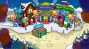 Puffle Party Town 16