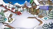 Renovated Ski Village