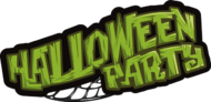 Halloween Party 2013 Logo