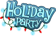 Holiday Party logo