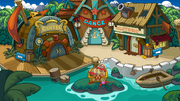 Pirate Party Town