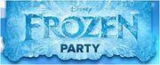 Frozen Party Logo