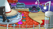 Cruise Ship Stage