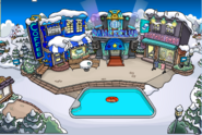 Water Party Town