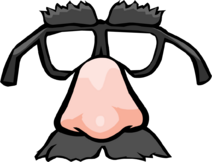 Funny-Face Glasses icon