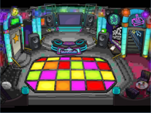 Arcade Party dance