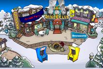 Arcade Party Town