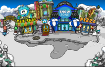 Arcade Party plaza