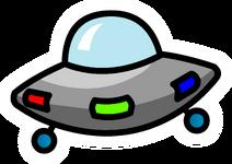 UFO Pin icon