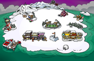 ClubPenguinReversed OperationPoison Map