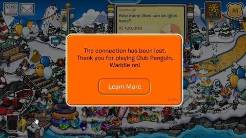 Club Penguin's Final Minutes