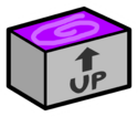Portal Box pin