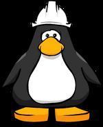 White Hard Hat PC