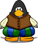 Bard Outfit PC