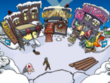 2019 Club Penguin Earthquake