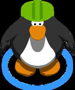 Green Hard Hat IG