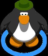Green Safari Hat IG